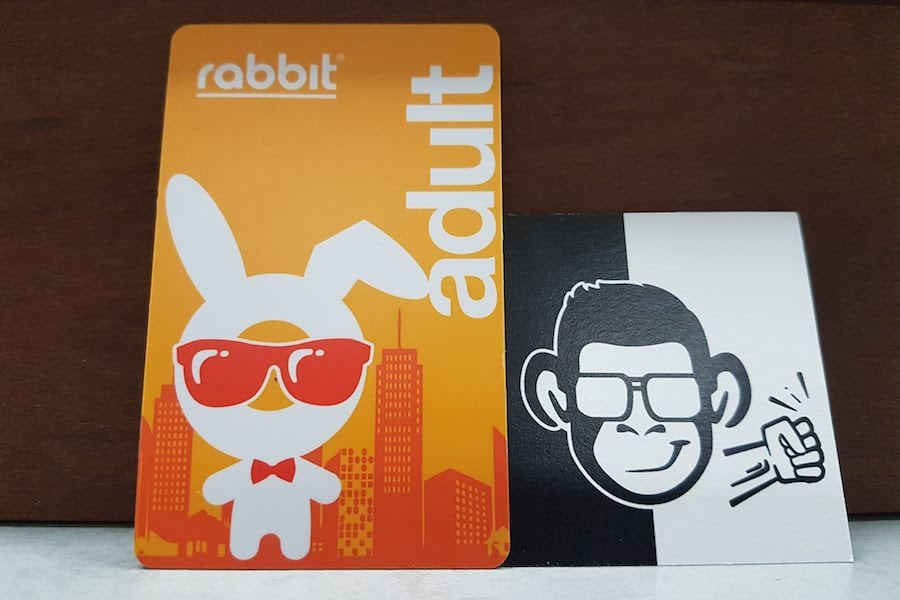rabbit card bangkok mojo