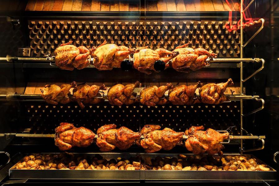 birds rotisserie the commons thonglor