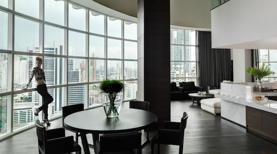 the presidential suite s31 hotel bangkok