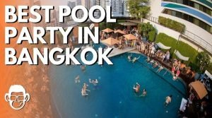 featured image for best pool party blog post on mojomatt