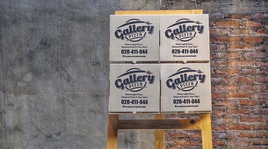 gallery pizza delivery bangkok