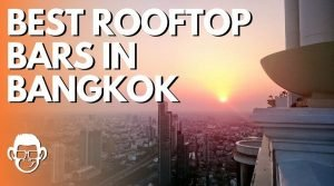 featured image for best rooftop bars in Bangkok blog post on mojomatt