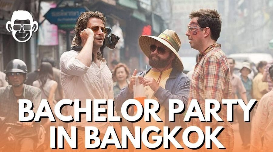 featured image for bachelor party in Bangkok blog post on mojomatt