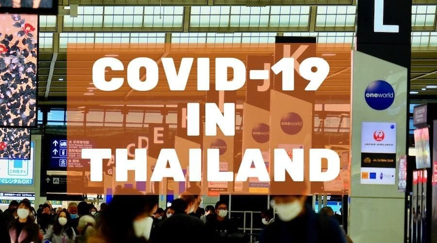 covid 19 in Thailand blog post cover by mojomatt
