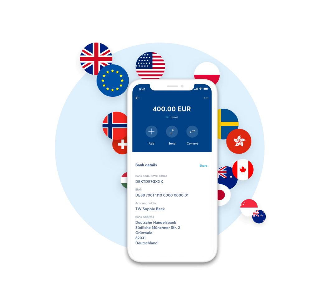 currency balance transferwise