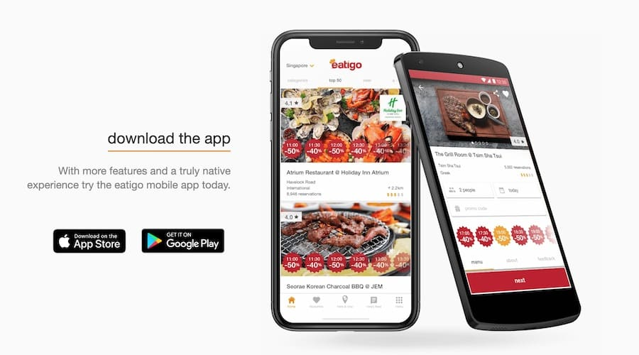 Eatigo App download