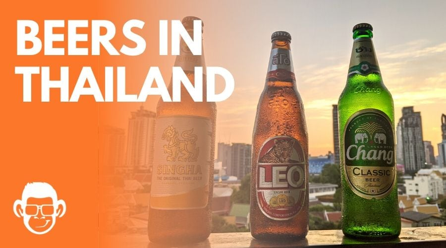 beers in thailand blog post cover image for mojomatt