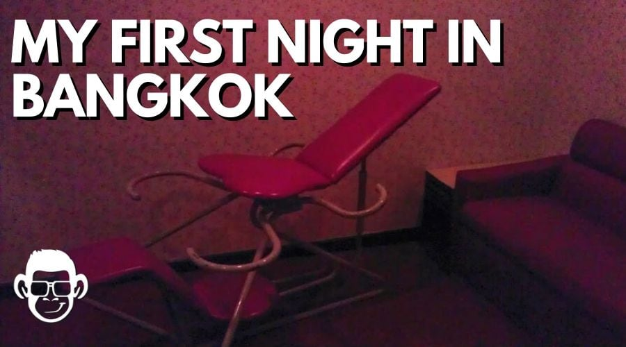 featured image of my first night in Bangkok blog post by mojomatt