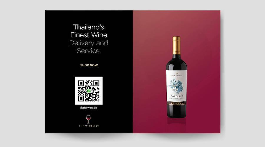 the wine list thailand app download