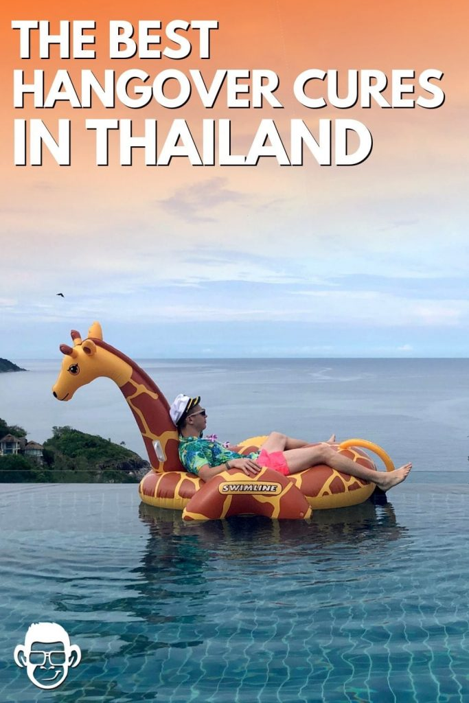 the best hangover cures in Thailand Mojomatt pinterest