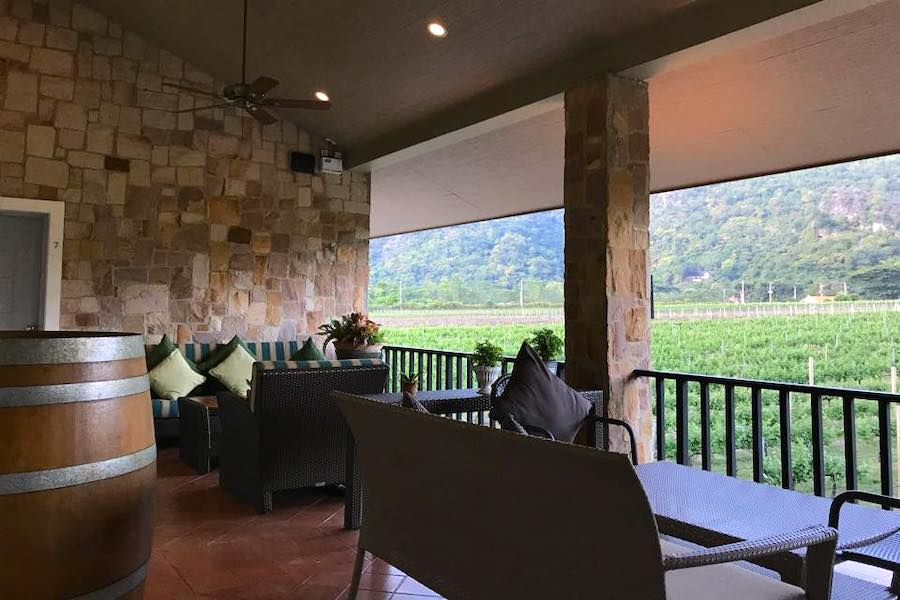 granmonte wine cottage in khao yai
