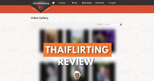 featured image for Thaiflirting review on mojomatt blog