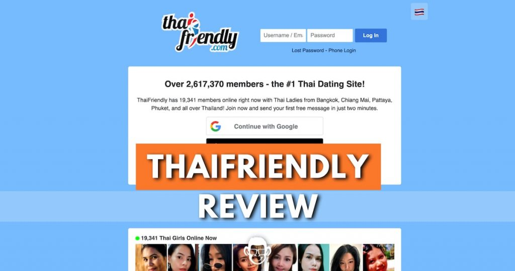 Thaifriendly review featured image on mojomatt blog