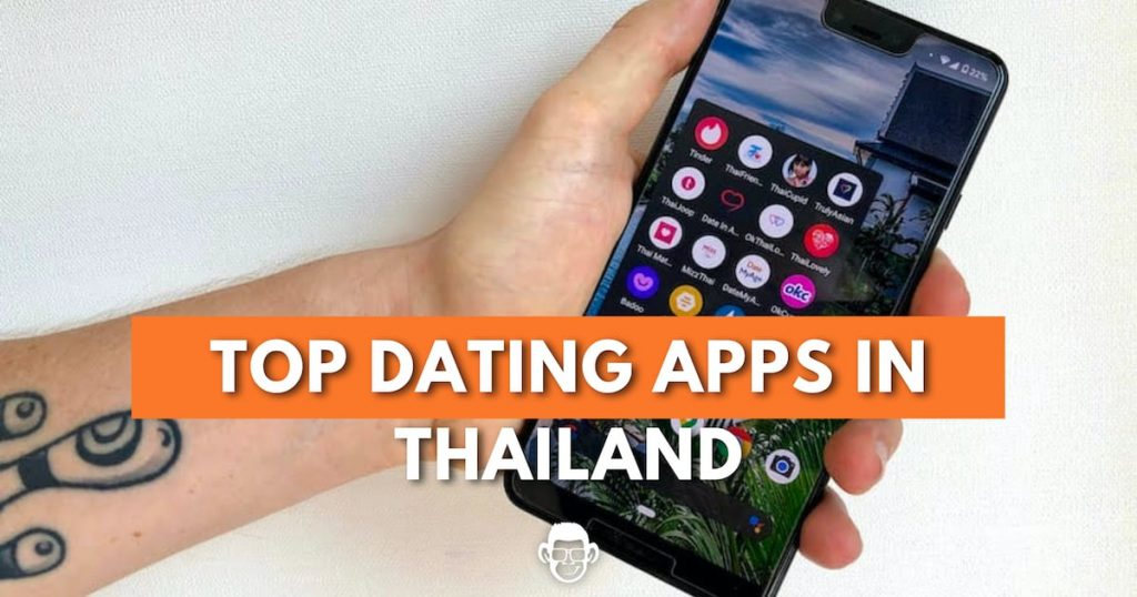 featured image of the top thai dating apps posts on mojomatt blog